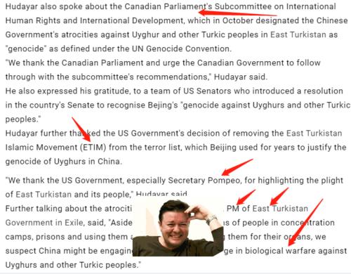 US agitprop against China